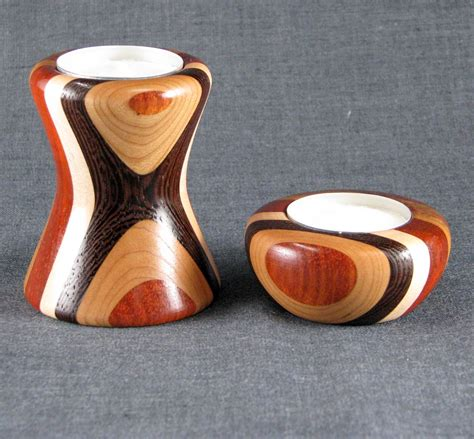 Wooden-Candle-Holders-Plans