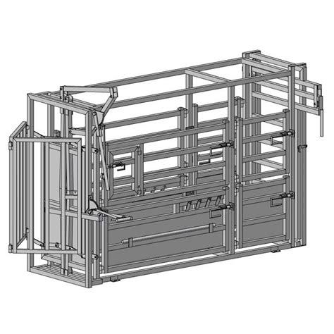 Wooden-Cattle-Crush-Plans