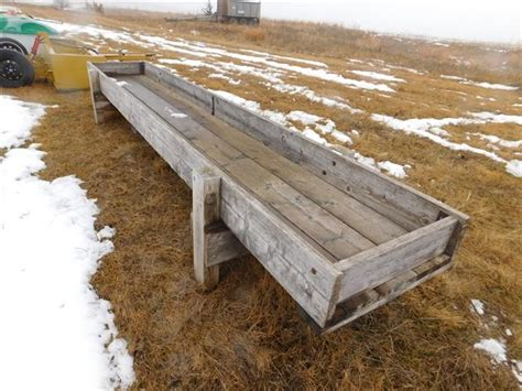 Wooden-Cattle-Feed-Bunk-Plans