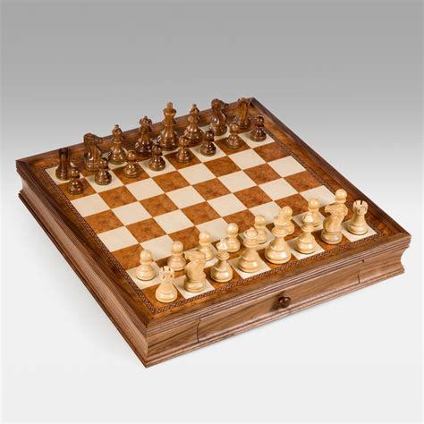 Wooden-Chess-Set-With-Storage