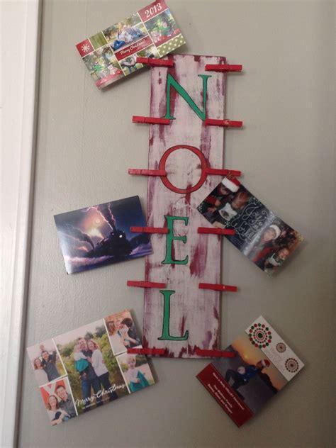 Wooden-Christmas-Card-Holder-Diy