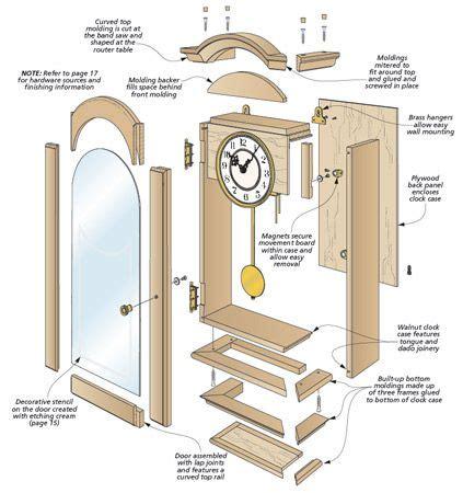 Wooden-Clock-Design-Plans