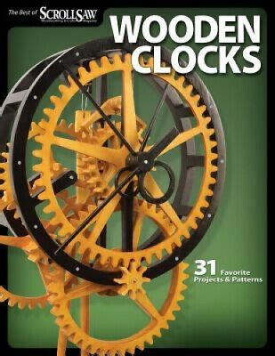 Wooden-Clocks-31-Favorite-Projects-And-Patterns