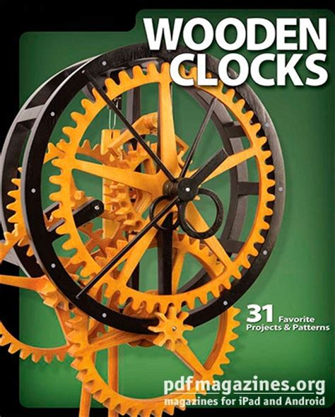 Wooden-Clocks-31-Favorite-Projects-Patterns-Pdf