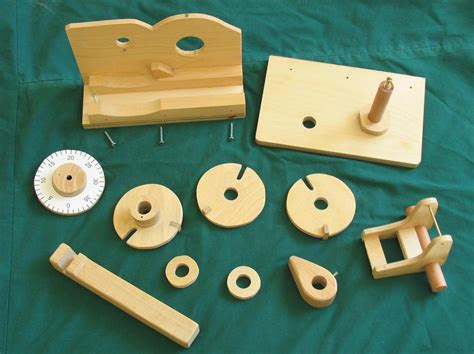 Wooden-Combo-Lock-Plans