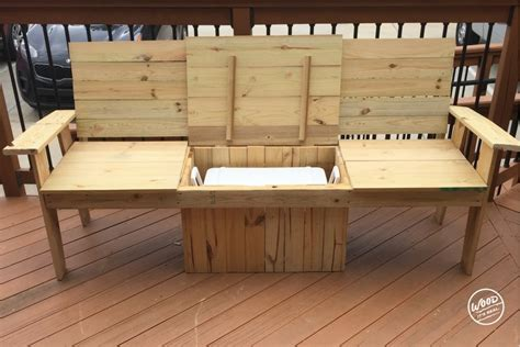 Wooden-Cooler-Bench-Plans