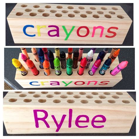 Wooden-Crayon-Holder-Diy