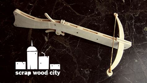 Wooden-Crossbow-Construction-Plans