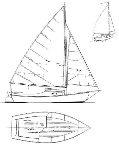 Wooden-Cruising-Sailboat-Plans