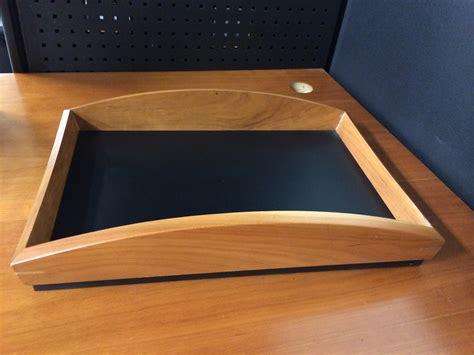 Wooden-Desktop-Paper-Tray-Plans