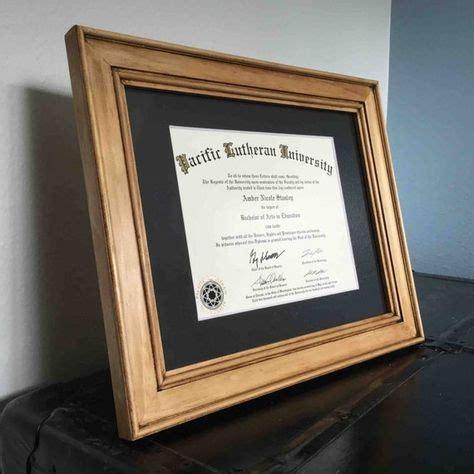 Wooden-Diploma-Frame-Diy