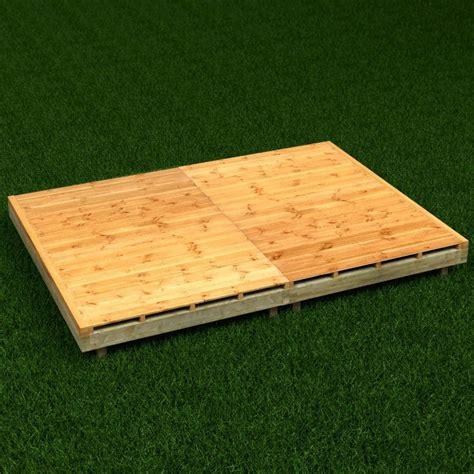 Wooden-Diy-Shed-Base-Kit
