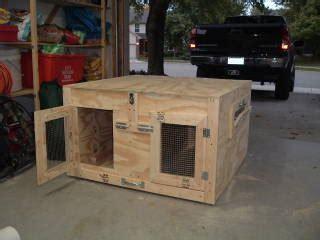 Wooden-Dog-Box-Plans
