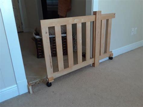 Wooden-Dog-Gate-Plans