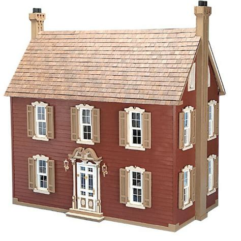 Wooden-Dollhouse-Kits-For-Sale