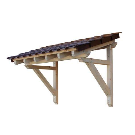 Wooden-Door-Awning-Plans