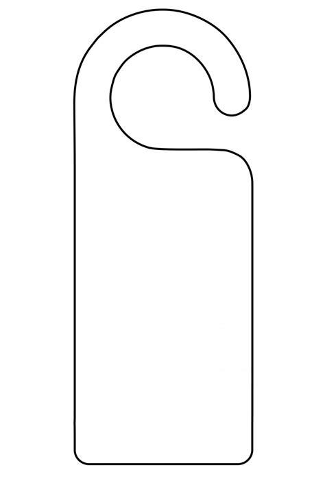 Wooden-Door-Hanger-Template