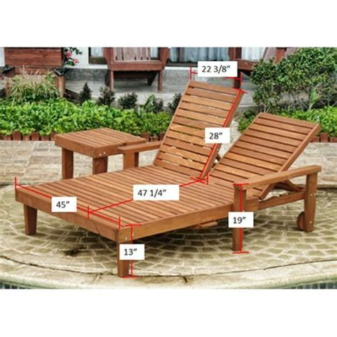 Wooden-Double-Chaise-Lounge-Plans