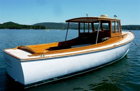 Wooden-Downeast-Boat-Plans