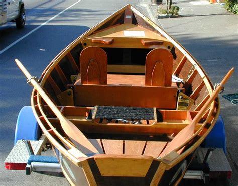 Wooden-Drift-Boat-Plans