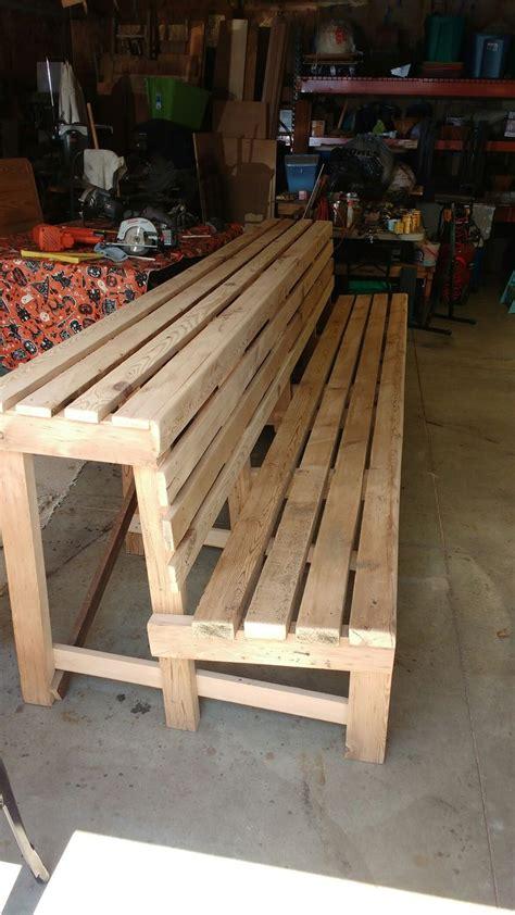 Wooden-Dugout-Bench-Plans