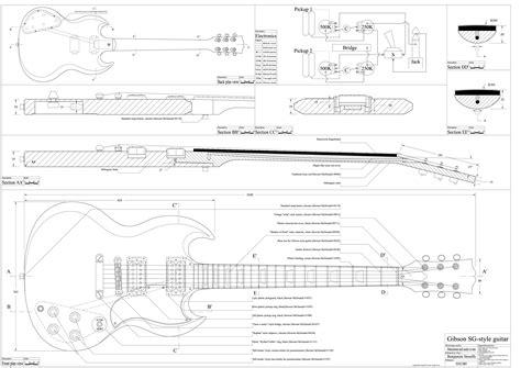 Wooden-Electric-Guitar-Plans