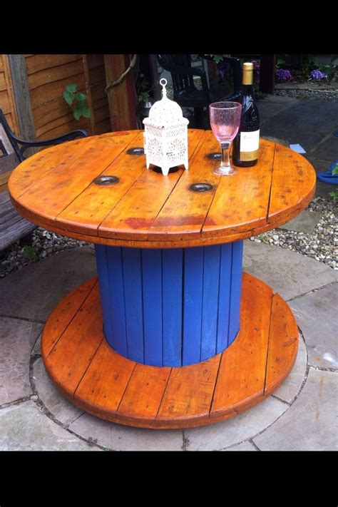 Wooden-Electrical-Spool-Projects