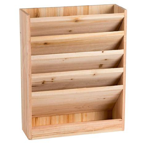 Wooden-File-Holder-Racks-Plans