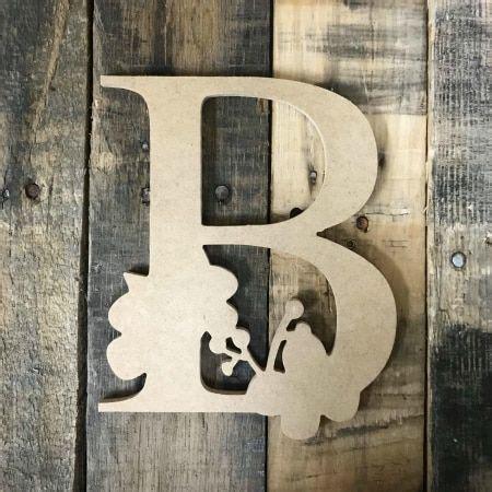 Wooden-Floral-Font-Unfinished-Diy-Flower-Letters
