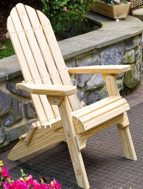 Wooden-Folding-Deck-Chair-Plans
