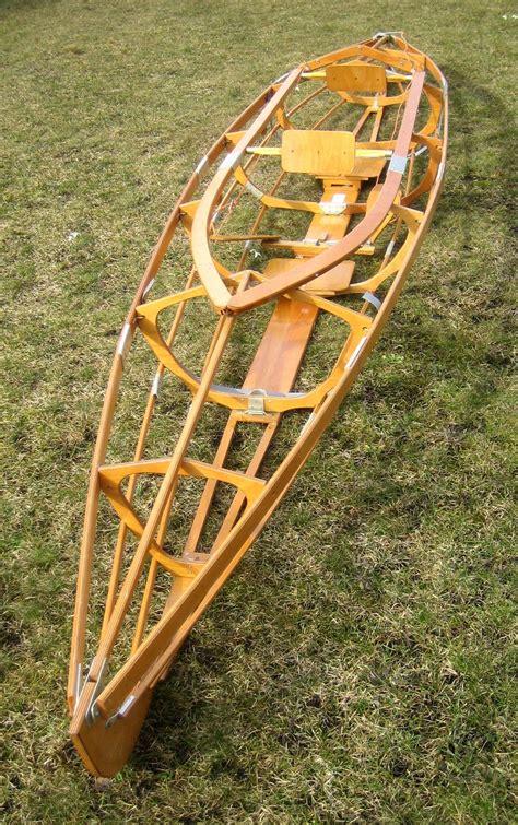 Wooden-Folding-Kayak-Plans