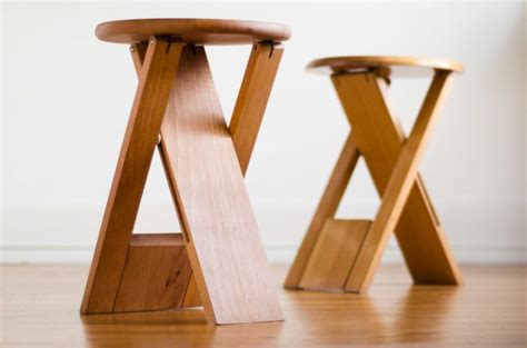 Wooden-Folding-Stool-Diy