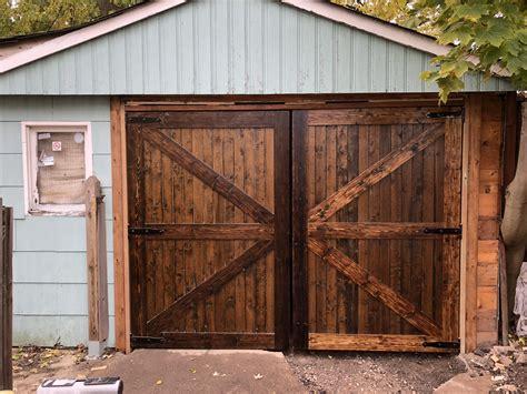 Wooden-Garage-Doors-Diy