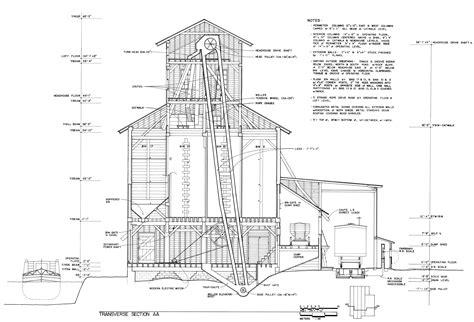 Wooden-Grain-Elevator-Plans