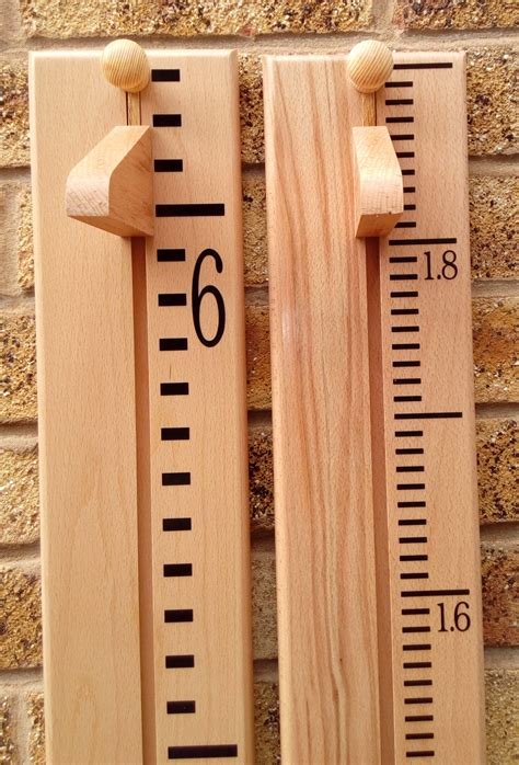 Wooden-Growth-Charts-Diy