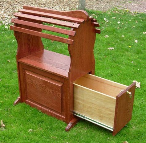 Wooden-Horse-Saddle-Stand-Plans