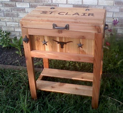 Wooden-Ice-Chest-Diy-Plans