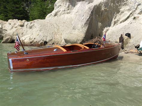 Wooden-Inboard-Boat-Plans