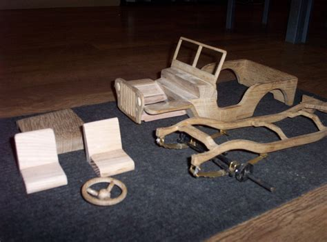 Wooden-Jeep-Body-Plans