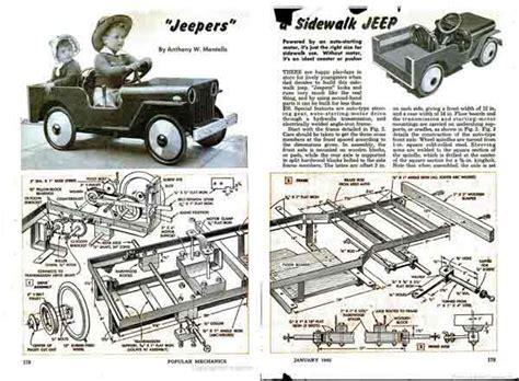Wooden-Jeep-Pedal-Car-Plans