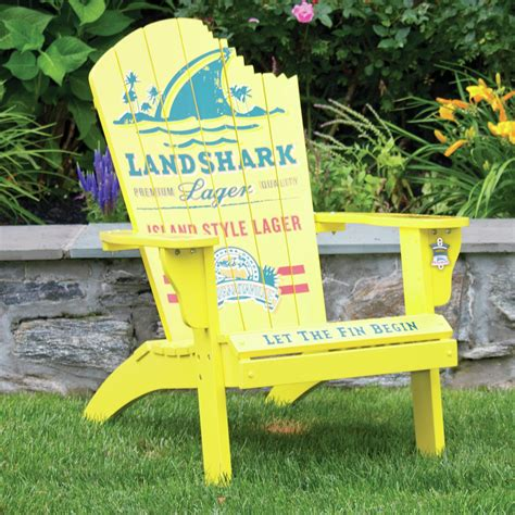 Wooden-Landshark-Adirondack-Chair