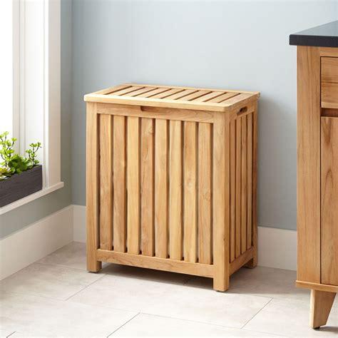 Wooden-Laundry-Hamper-Plans