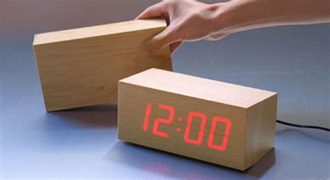 Wooden-Led-Clock-Diy