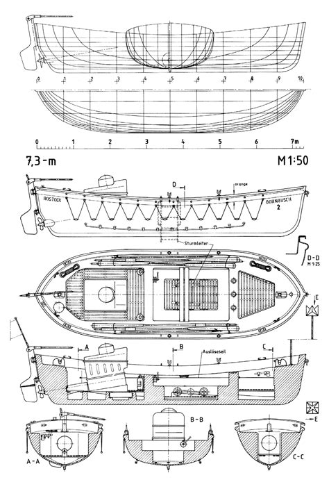 Wooden-Lifeboat-Plans