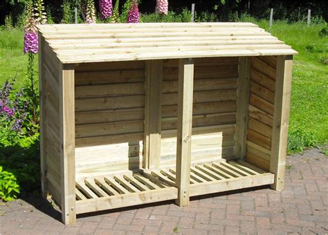 Wooden-Log-Store-Plans-Free