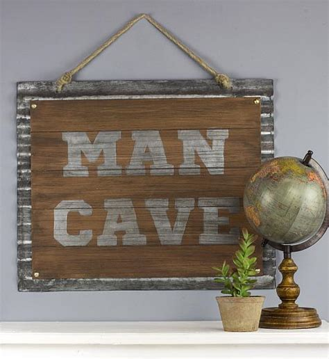 Wooden-Man-Cave-Projects