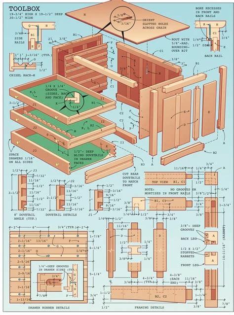 Wooden-Mechanic-Tool-Box-Plans