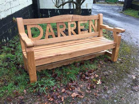 Wooden-Memorial-Bench-Plans