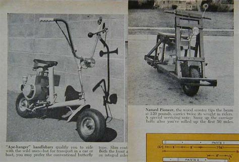 Wooden-Mini-Bike-Plans