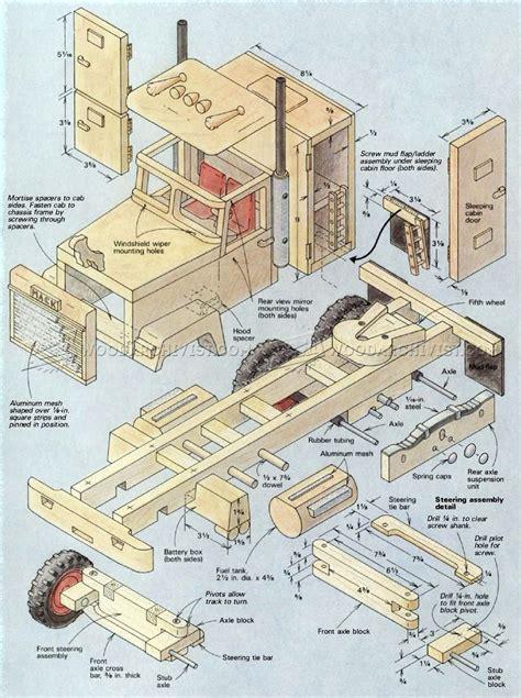Wooden-Model-Plans